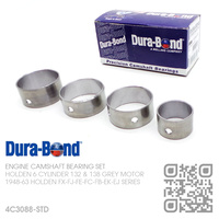 DURA-BOND CAMSHAFT BEARING SET STANDARD [HOLDEN 6-CYL 132 & 138 GREY MOTOR]