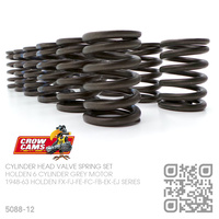 CROW CAMS PERFORMANCE VALVE SPRING SET [HOLDEN 6-CYL 132 & 138 GREY MOTOR]