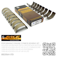 ACL RACE SERIES PERFORMANCE CONROD BEARING SET STANDARD SIZE [HOLDEN V8 304 INJECTED 5.0L & 355 STROKER 5.7L MOTOR]