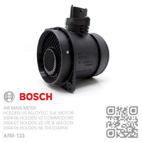 BOSCH AIR MASS/FLOW METER [HOLDEN V6 ALLOYTEC 3.6L MOTOR]