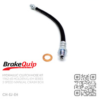 BRAKEQUIP RUBBER HYDRAULIC CLUTCH HOSE [EJ-EH][3 SPEED CRASH BOX]