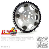 CROW CAMS PERFORMANCE ADJUSTABLE VERNIER CAMSHAFT GEAR [HOLDEN 6-CYL RB30E & RB30ET TURBO 3.0L MOTOR]