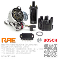 RAE ELECTRONIC DISTRIBUTOR WITH BOSCH IGNITION MODULE & COIL [HOLDEN 6-CYL RED MOTOR]