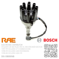 RAE ELECTRONIC DISTRIBUTOR WITH BOSCH HALL SENSORS [HOLDEN V8 304 INJECTED 5.0L & 355 STROKER 5.7L MOTOR]