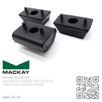 MACKAY ENGINE MOUNT KIT [HOLDEN 6-CYL 132 GREY MOTOR]