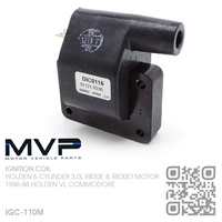 MOTOR VEHICLE PARTS ELECTRONIC IGNITION COIL 12 VOLT [HOLDEN 6-CYL RB30E & RB30ET TURBO 3.0L MOTOR]