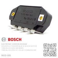 BOSCH ELECTRONIC IGNITION MODULE [HOLDEN 6-CYL & V8 BLUE/BLACK MOTOR]