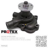PROTEX WATER PUMP [HOLDEN 6-CYL 132 & 138 GREY MOTOR]
