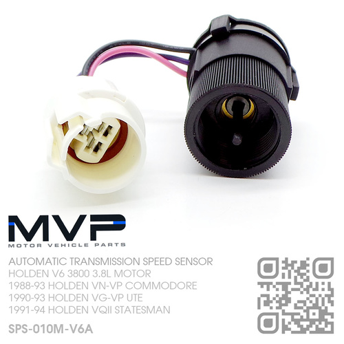 MVP TRANSMISSION SPEED SENSOR AUTOMATIC [HOLDEN V6 3800 3.8L MOTOR]